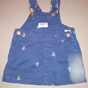 🌠4For20$🌠NWT 6M dress overalls